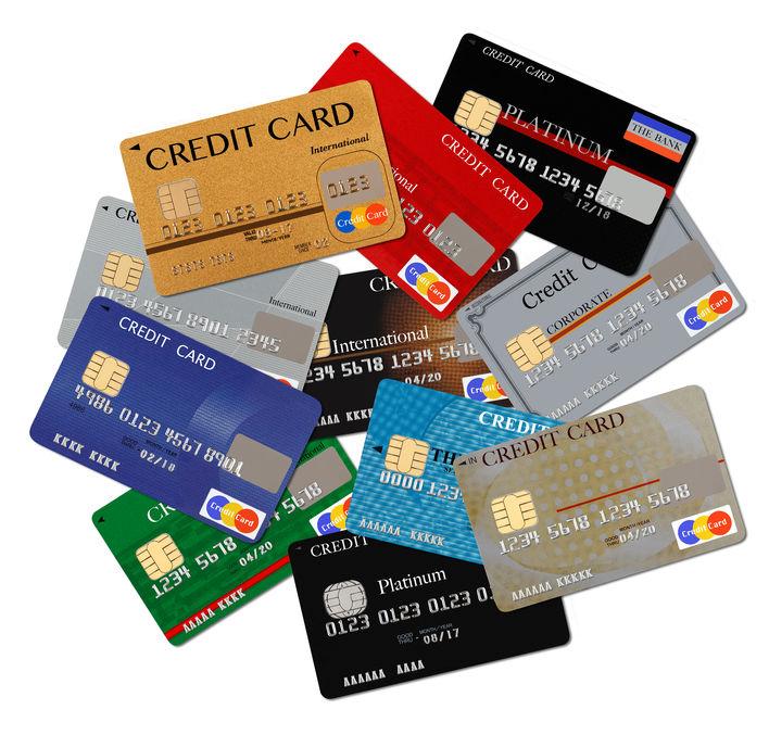 クレジットカード何枚もっている?